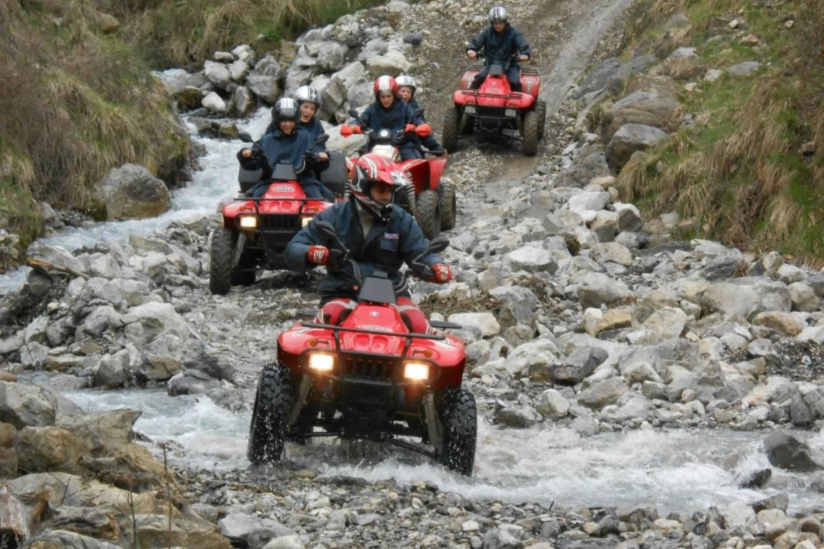 Piandifiume - Agriturismo ed escursioni in quad